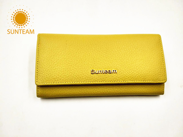 New design leather wallet