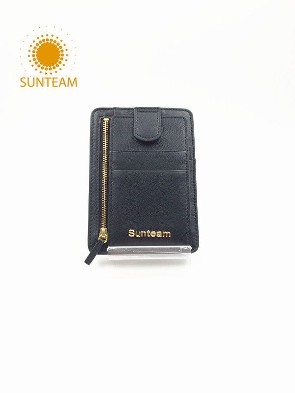 leather card holder supplier