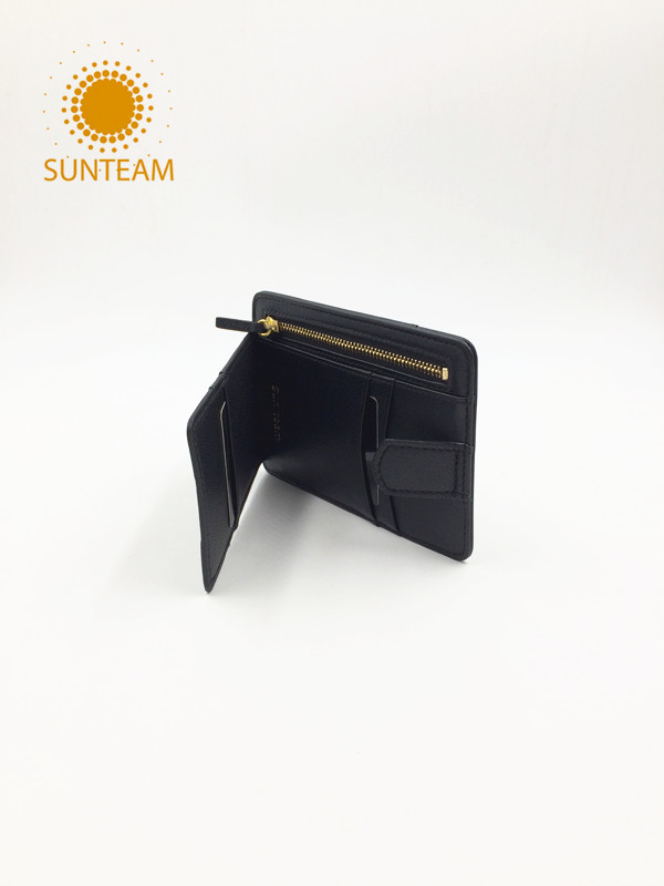 top grain leather card holder wholesaler