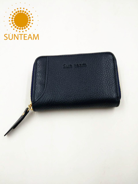 VIOLET genuine leather card holder supplier