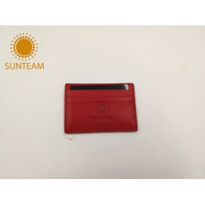 Chinese Beatiful women leather credit card holder manufacturer; bangladesh leather credit card holder supplier; High quality leather credit card holder exporter