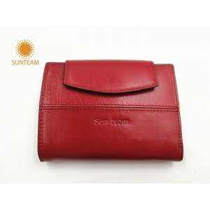 PU leather women wallet supplier ,Oem women wallet solution,Designer  lady wallet suppliers
