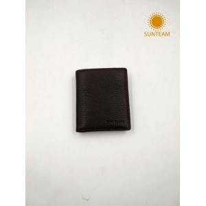 RFID Travel Wallet with Passcase,  Genuine Leather Pouch Manufacturer, Travel Bags Factory