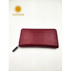 famous brand Leather handbag china,PU leather women wallet supplier,High quality geunine leather wallet