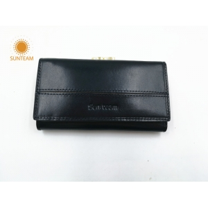 genuine leather women wallet discount,PU leather women wallet supplier ,famous brand Leather wallet china