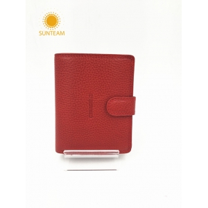 ladies leather purse china manufacturer,nice women wallet leather supplier,wholesale women wallet distributor