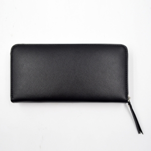 leather wallets supplier-wallet manufacturer-Black leather wallet wholesaler