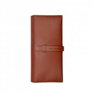 long leather wallets supplier-luxury genuine leather wallet factory-tannery leather wallet supplier
