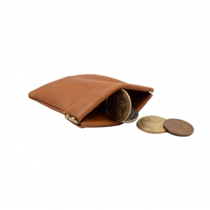 men's Designer coin pouch-genuine leather coin pouch supplier-High quality Leather coin pouch