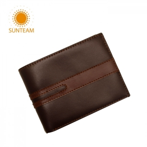 rfid leather wallet factory, rfid blocking wallet factory, rfid protection leather wallet factory