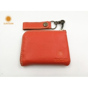 top quality coin purse manufacturer,small leather coin pourse supplier,Candy colors leather coin purse supplier