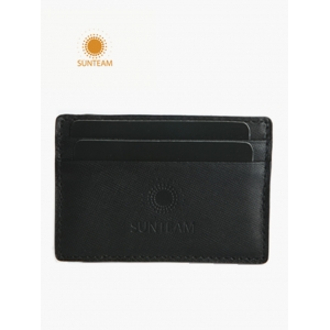 wholesale men leather trifold wallet,italian men leather wallets manufacturer,men cool leather wallet factory