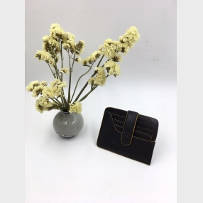 China Black card holder-woman card holder-small card holder factory