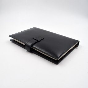 China Genuine leather notebook cover-Full grain notebook cover-notebook cover factory