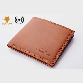 China High quality Leather wallet Manufacturer,china factory rfid pu leather wallet for men , china rfid men's wallet suppliers factory