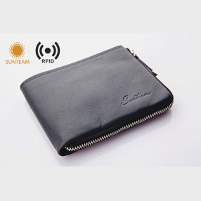 China High quality Leather wallet Manufacturer,china leather rfid wallet,online rfid pu wallet supplier factory