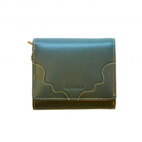 China Medium leather wallet-ladies fashion wallet-wallet whosaler factory