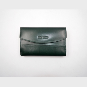 China Woman Midium Size Big capacity leather wallet ,wallet wholesaler in Bangladesh factory