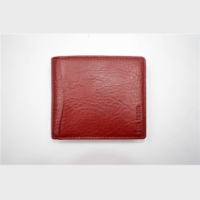China access man leathe wallet distributor-embossed logo wallet supplier-Magic man  wallet wholesale factory