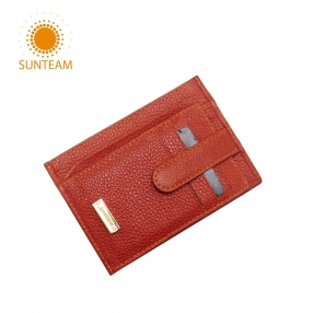China card holder factory, business card case manufacturer, leather card holder supplier factory