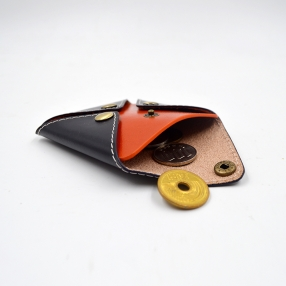 China genuine leather coin pouch-New fashion coin purse supplier-wholesale coin pouch manufacturer factory