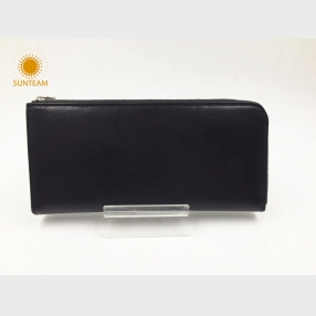 China hot sale new design women wallet-full grain leather lady wallet-Japan women wallet wholesale factory