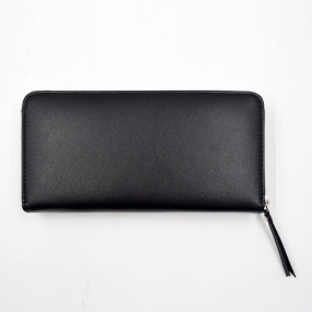 China leather wallets supplier-wallet manufacturer-Black leather wallet wholesaler factory
