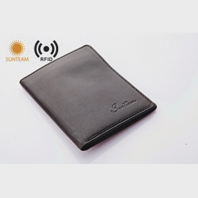 China rfid men leather wallet in china, men's rfid  leather wallet manufacturer,china  rfid  pu leather wallet  suppliers factory