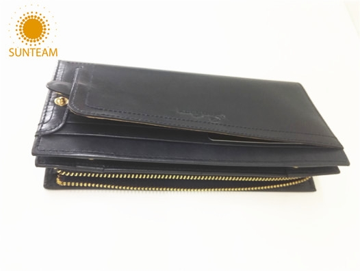 Pu Leather Women Wallet Supplier ,genuine Leather Best